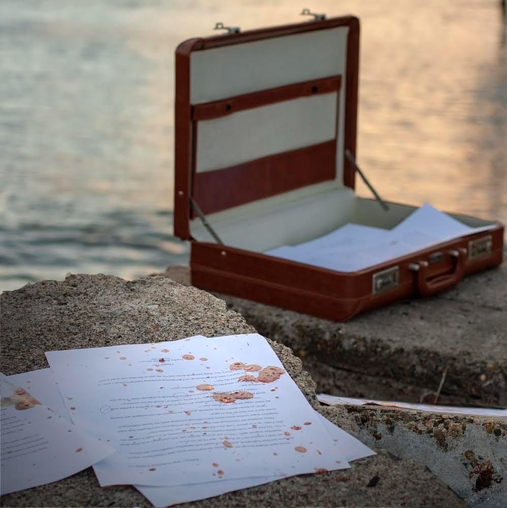 Hugo Spadafora Briefcase The Noriega Tapes